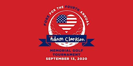 4th Annual Adam Clarkson Memorial Golf Tournament tickets