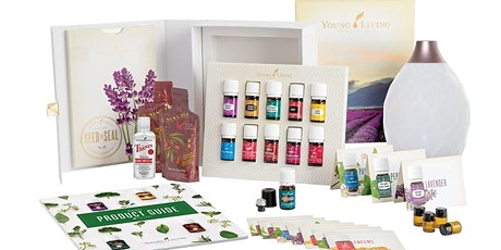 The Power of Essential Oils tickets