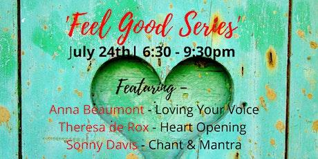 Online Sound Health - Feel Good Series tickets