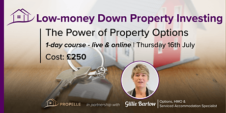 1-Day Property Course | How to Invest in Property with Minimal Capital tickets