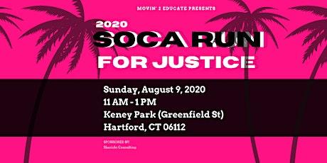 Soca Run For Justice tickets