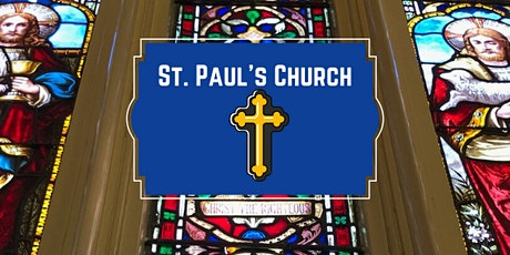 Holy Eucharist at St. Paul's  Church tickets