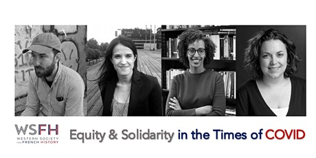 Equity & Solidarity in the Times of COVID tickets