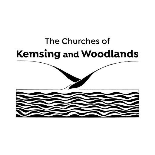 Kemsing and Woodlands Churches logo