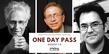 2020 PYPA Online Piano Festival: One Day Pass A tickets