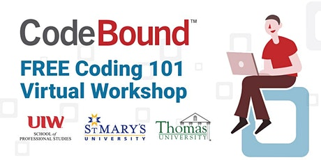 YYC- Coding 101 Virtual Workshop tickets