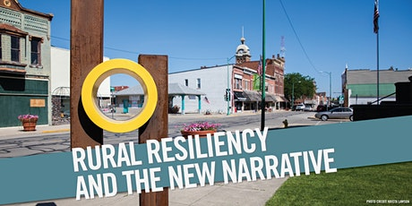Rural Resiliency and the New Narrative tickets