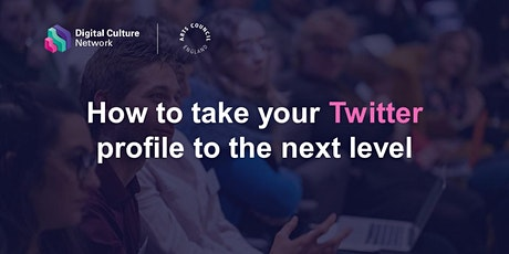 How to take your Twitter profile to the next level tickets