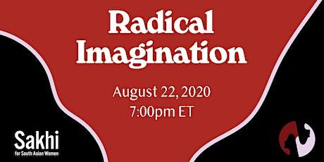 Gender Justice & the Arts 2020: Radical Imagination tickets