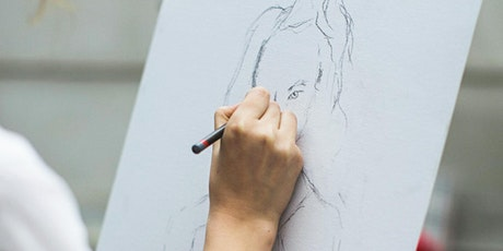 Virtual Figure Drawing With Figure Model Paris Black tickets