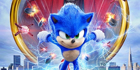 SONIC THE HEDGEHOG at Peterborough Drive-In Experience tickets