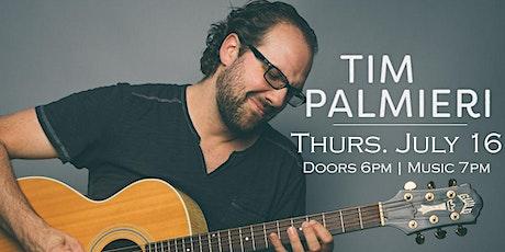Tim Palmieri at Soundcheck Studios (Outdoor Concert Series) tickets