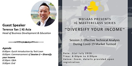 Diversify Your Income - Session 2 tickets