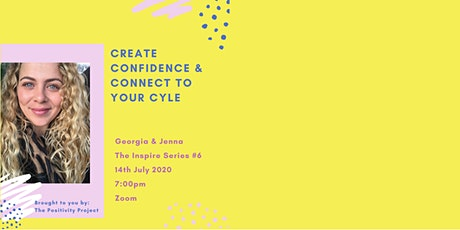 Create Confidence & Connect to your Cycle tickets