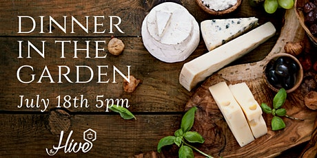 Garden Dinner Party at The Hive tickets