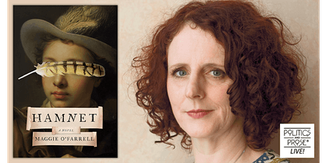 P&P Live! Maggie O'Farrell | HAMNET with Amity Gaige tickets