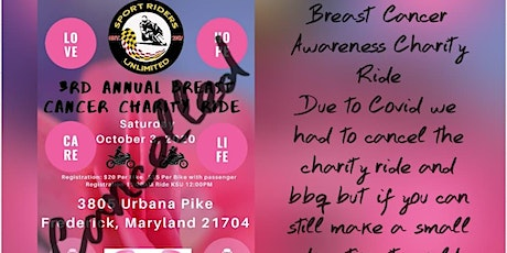 Breast Cancer Charity Event tickets