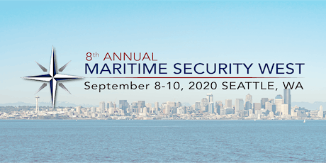 8th Annual Maritime Security West tickets