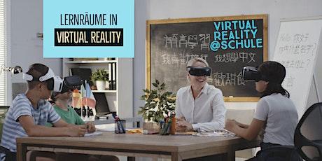 Unterricht in virtuellen Lernräumen planen und realisieren Tickets