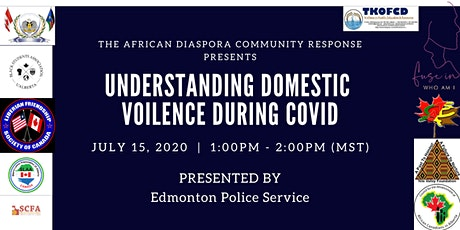 Understanding Domestic Voilence During COVID tickets