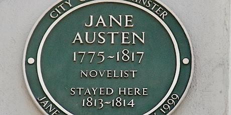 Virtual Tour - Literary Covent Garden: Towards a New Sensibility tickets