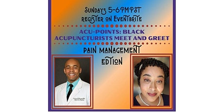Acu-Points: Black Acupuncturists Meet and Greet tickets