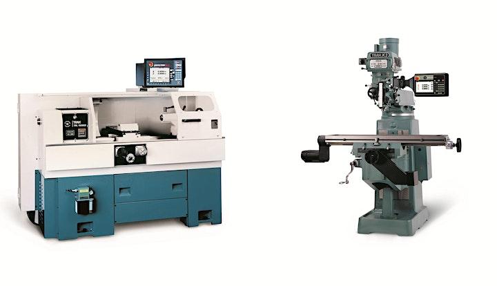 Complimentary Advanced ProtoTRAK CNC Training at our Novi, MI Showroom image