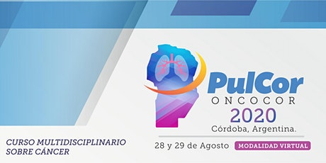 PULCOR - ONCOCOR 2020 – Curso multidisciplinario sobre cáncer entradas