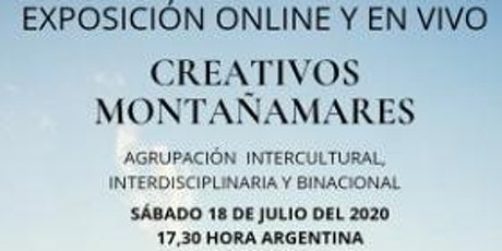 Primera Exposicion ONLINE tickets