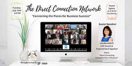 The Direct Connection Network Zoom Meeting tickets