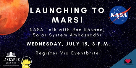 LAUNCHING TO MARS! tickets