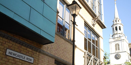 Virtual Tour - Clerkenwell's Literary Connections tickets