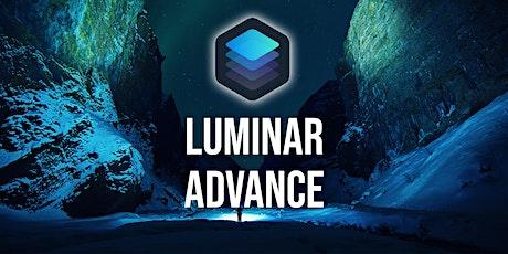 Luminar Photography Editing Workshop - Advance (Online) tickets