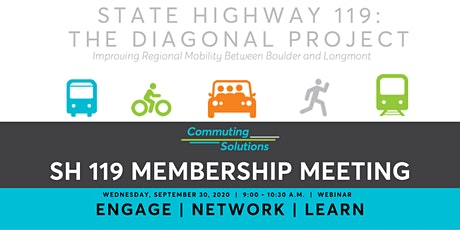 September 30th State Highway 119 Membership Meeting tickets