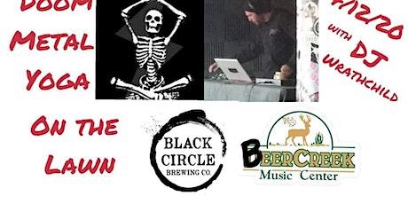 Doom Metal Yoga at Black Circle tickets
