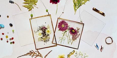 Dried Flower Art Workshop   CRFT CLUB tickets