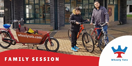 Family Cycling Sessions at Lordship Recreation Ground tickets