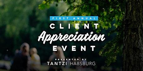 Tantzi's Client Appreciation Event - Free! tickets