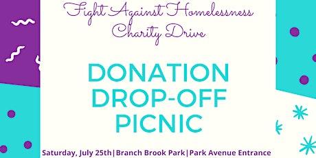 Donation Drop-Off Picnic tickets