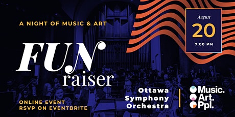 Ottawa Symphony FUNraiser w/ Music.Art.Ppl tickets