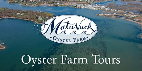 Matunuck Oyster Farm Tour Package for Four tickets