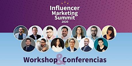Influencer Marketing Summit entradas