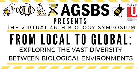 Virtual 46th AGSBS Biology Symposium tickets