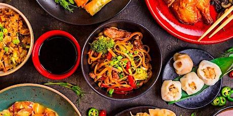 Virtual Bon Appetit - Chinese Cuisine tickets