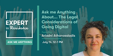 Ask Me Anything About...The Legal Considerations of Going Digital tickets