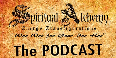 Spiritual Podcast Tickets