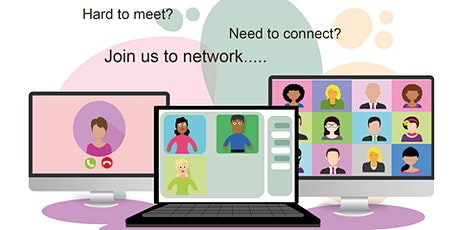 Zoom  Networking Event  signup tickets