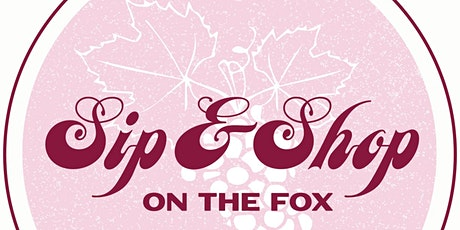 Sip and Shop on the FOX tickets