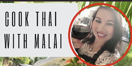Thai cooking with Malai tickets