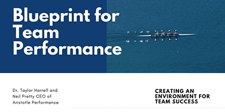 Blueprint for Team Performance - Creating an Environment for Team Success tickets